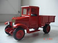 Игрушка машинка модель АМО СССР 1927 год