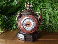 Коллекционные каминные (настольные) часы Veronese Машина времени WU76854A4