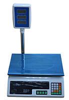 Торговые весы со стойкой ACS Олимп D1 40 кг