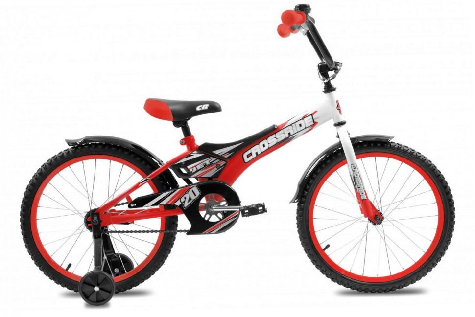 """Велосипед детский CROSSRIDE Jet 20"""""""
