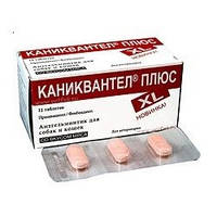Cymedica Каниквантель плюс XL Таблетки от глистов для собак и кошек 3 шт