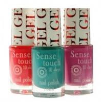 Лак для ногтей Sense Touch гель 10мл