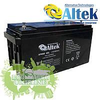 Аккумуляторная батаря для ИБП гелевая 6FM150GEL