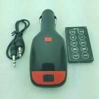 FM модулятор Car MP Player KD 88, автомобильный модулятор с пультом FM/USB/SD/Micro SD/MP3