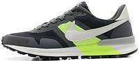 Мужские кроссовки Nike Pegasus 83/30 Black Flash Lime, найк пегасус