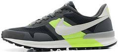 Женские кроссовки Nike Pegasus 83/30 Black Flash Lime, найк пегасус