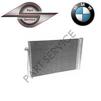 Радиатор кондиционера BMW E60
