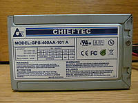 Блок питания Chieftec GPS-400AA-101A 400w 6pin video
