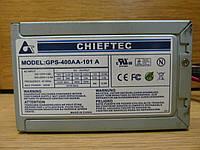 Блок питания Chieftec GPS-400AA-101A 400w 6pin video