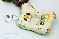 Ортопедическая подушка для новорожденных девочек и мальчиков