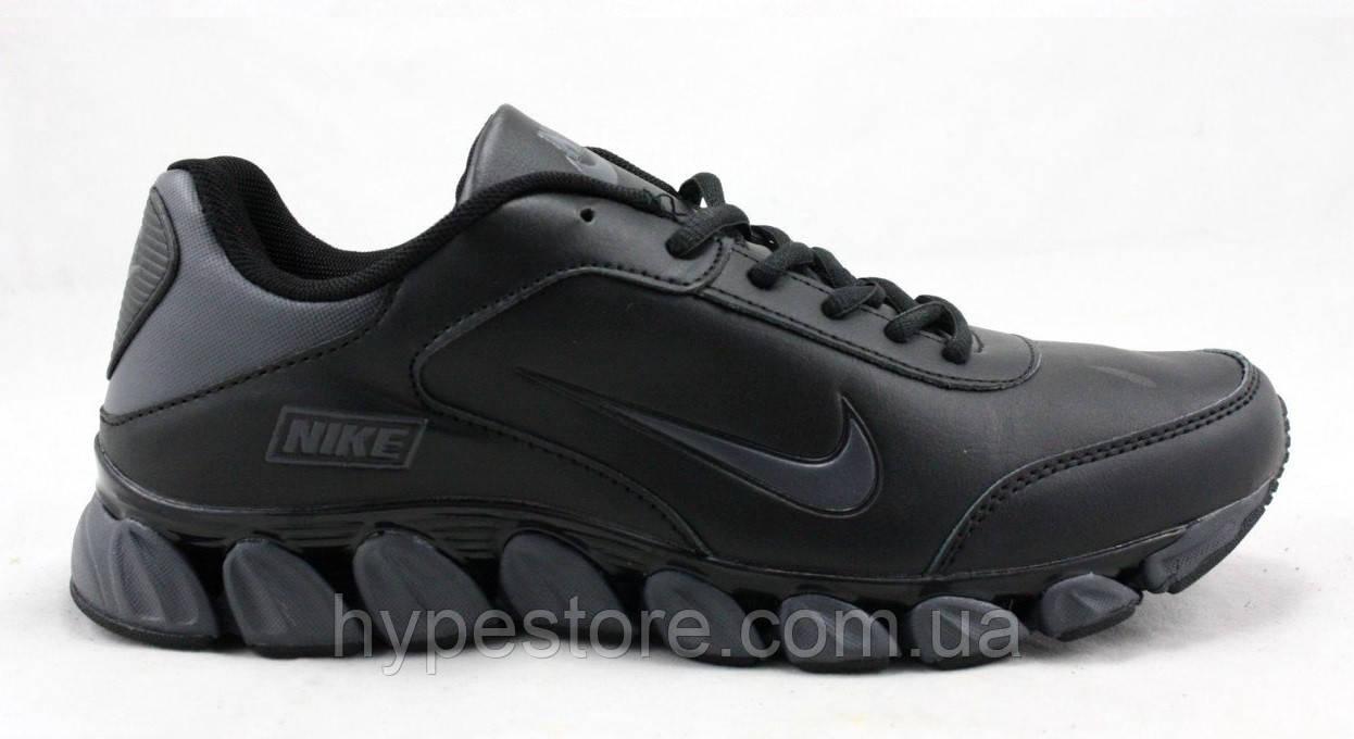 Кроссовки Nike Roshe One Black (Найк) , Реплика