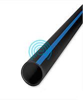 Труба полиэтиленовая пнд d 32- 2,0 мм ( 6 атм. черная )