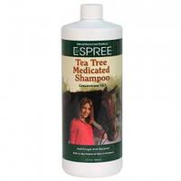 Espree (Эспри) Tea Tree Medicated Shampoo Шампунь для лошадей с маслом чайного дерева