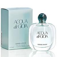 Женская парфюмированная вода Armani Acqua di Gioia Eau de Parfum (EDP) 50ml