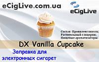 DX Vanilla Cupcake. 100 мл. Жидкость для электронных сигарет.