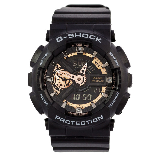 Люксовы G_SHOCK модели G-100, G-110 AAA