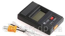 Обзор Электронного цифрового ЖК термометра TM902C  с зондом