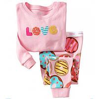Детская пижама Сладкая любовь
