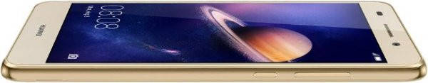 Мобильный телефон Huawei Y6II DualSim Gold, фото 3
