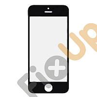 Стекло iPhone 5G, 5S, 5C, цвет черный, уценка