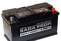 Аккумулятор SADA 6СТ- 110Аз Profi