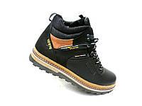 Зимние мужские кожаные ботинки Splinter 112, фото 1