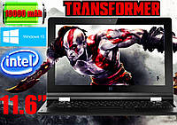 ИГРОВОЙ нетбук Transformer  GOCLEVER WIN ! 4 core, 2Gb RAM, 11.6''