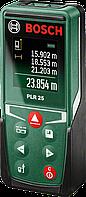Лазерная рулетка дальномер Bosch PLR 25 New (0603672520)