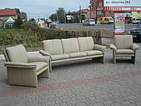 3+1+1 кожаная мебель, Германия