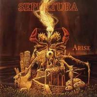 CD 'Sepultura -1991- Arise'