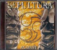 CD 'Sepultura -1998- Against'