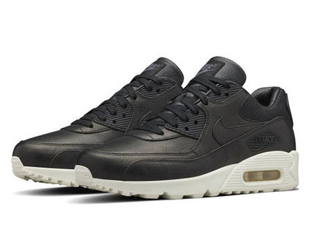 "Кроссовки Nike Air Max 90 ""Black/White"", фото 2"