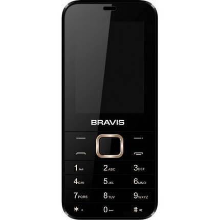Мобильный телефон Bravis F241 Blade Dual Sim Gold , фото 2