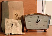 Настольные часы Маяк производство СССР
