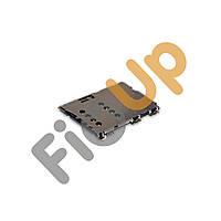 Слот для сим карты Samsung P1000, P3100, P6200, i5700, i5800, S5620, S5628, P3110