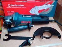 Угловая шлифовочная машина Defender G21-125