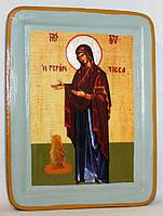 Икона греческая Геронтисса ПБ писаная