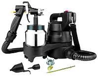 Краскораспылитель электрический 450Вт 1,4/1,8мм HVLP (маляр) Sigma Код:364283877