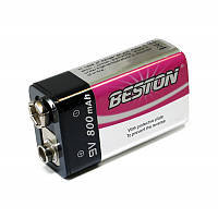 Аккумулятор крона CR-9V 800mAh Li-ion Beston
