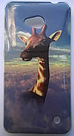 Чехол для  Lumia 640 жираф