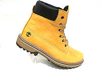 Зимние мужские кожаные ботинки Timberland
