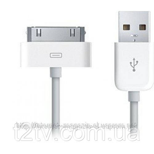 USB кабель шнур iPhone iPod дата кабель зарядка
