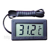 Цифровой термометр градусник с LCD выносной датчик
