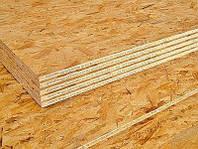 Плита влагостойкая OSB -3  12мм