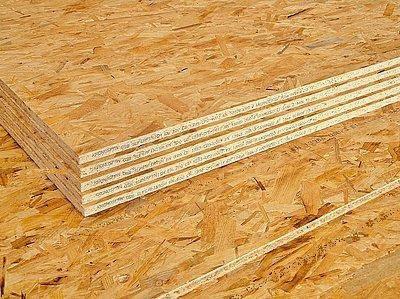 Плита влагостойкая OSB -3  12мм, фото 2