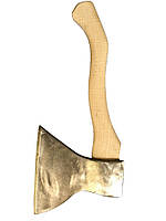 Топор мясника из нержавеющей стали шлифованный/Топор для разделки мяса