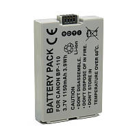 Аккумулятор Extradigital для Canon BP-110 Chip