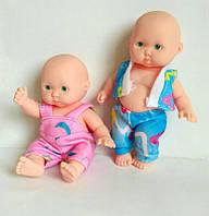 Пупсик (эластичный, может сидеть, подвижные части тела), куколка