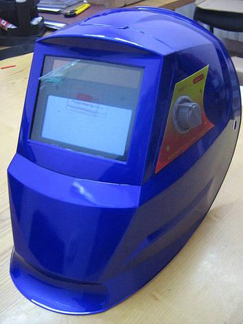 Автоматический сварочный шлем Edon LYG 5, фото 2