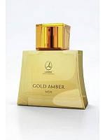 Gold Amber men французские мужские духи  75мл
